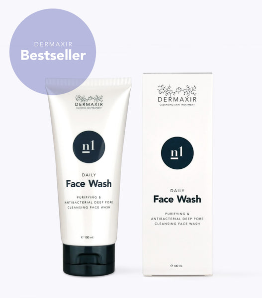 n1 daily face wash