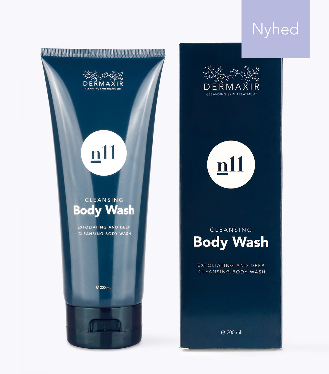 n11 Cleansing Body Wash - dermaxir