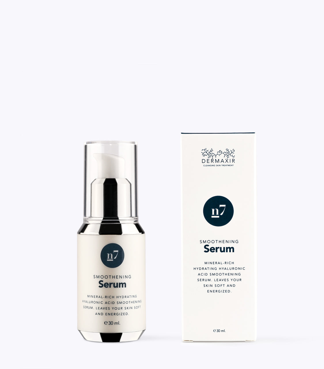 NEW – n7 Smoothening Serum - dermaxir