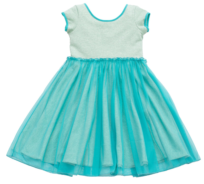 MyTwirl Dress 3/4 / green Cassie Green twirly dress