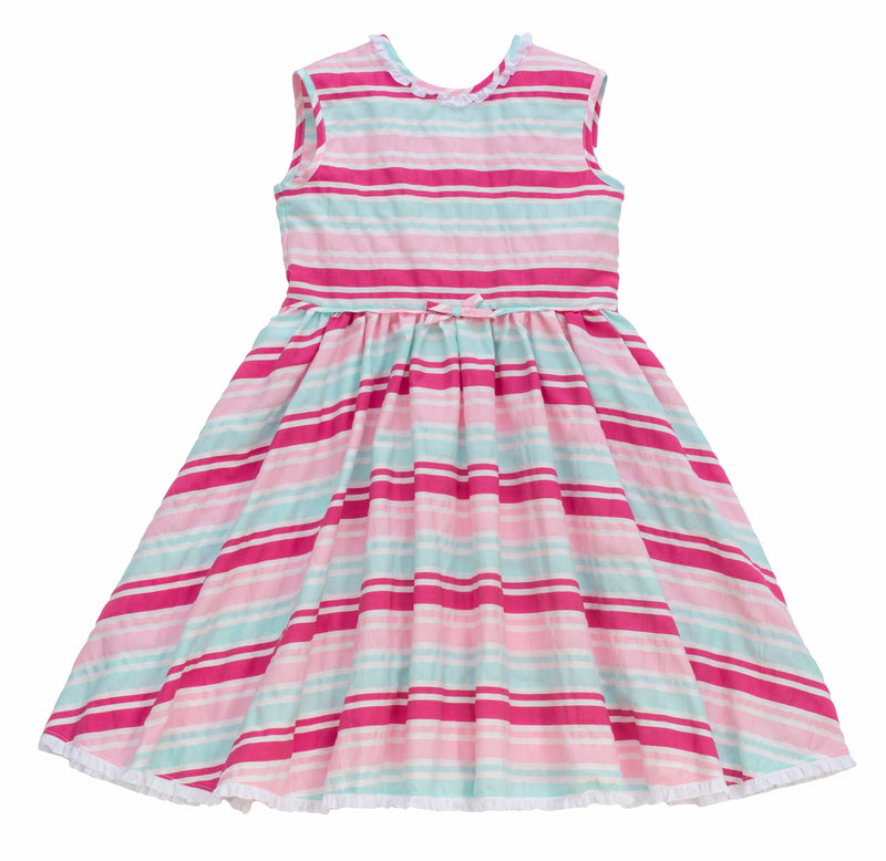MyTwirl Dress Chloe Pink/Mint twirly dress