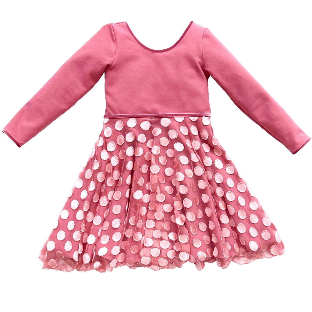 MyTwirl Dress Ava Pink twirly dress