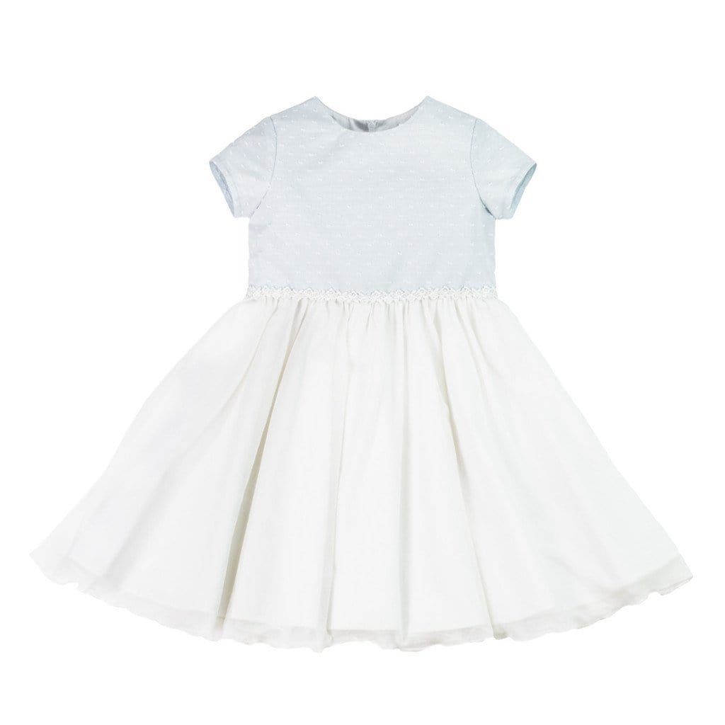 MyTwirl Dress Emma Blue twirly dress