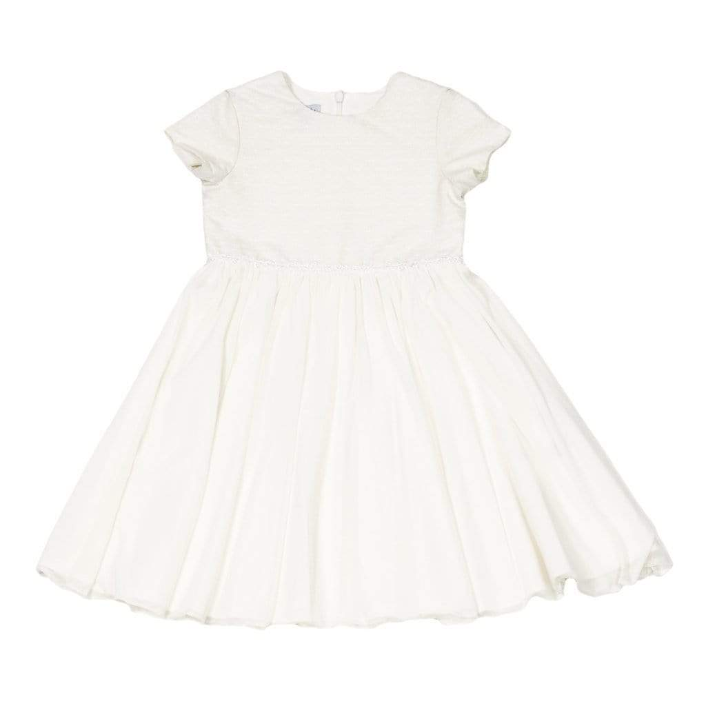 MyTwirl Dress Emma Ivory twirly dress