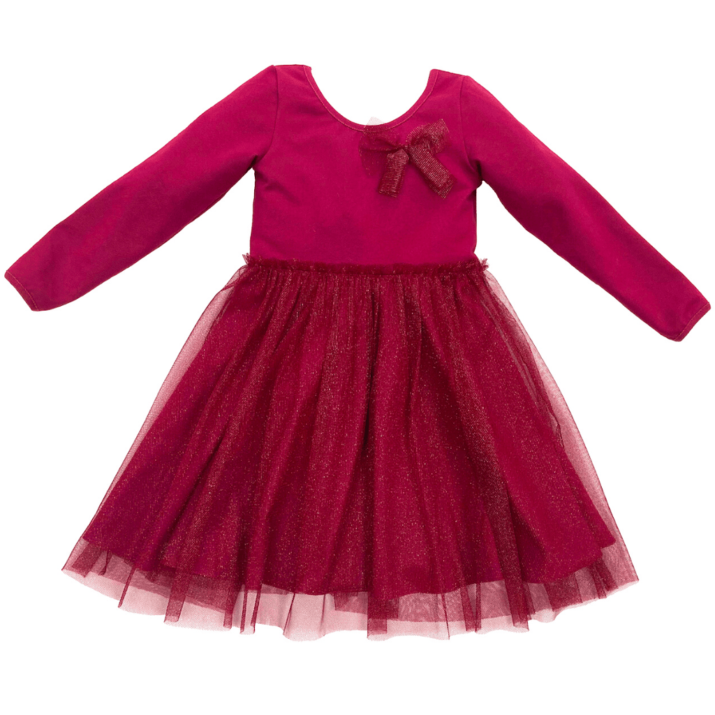 MyTwirl Dress Harper Cherry twirly dress