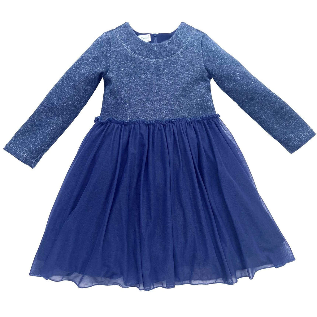 MyTwirl Dress Savana Navy twirly dress