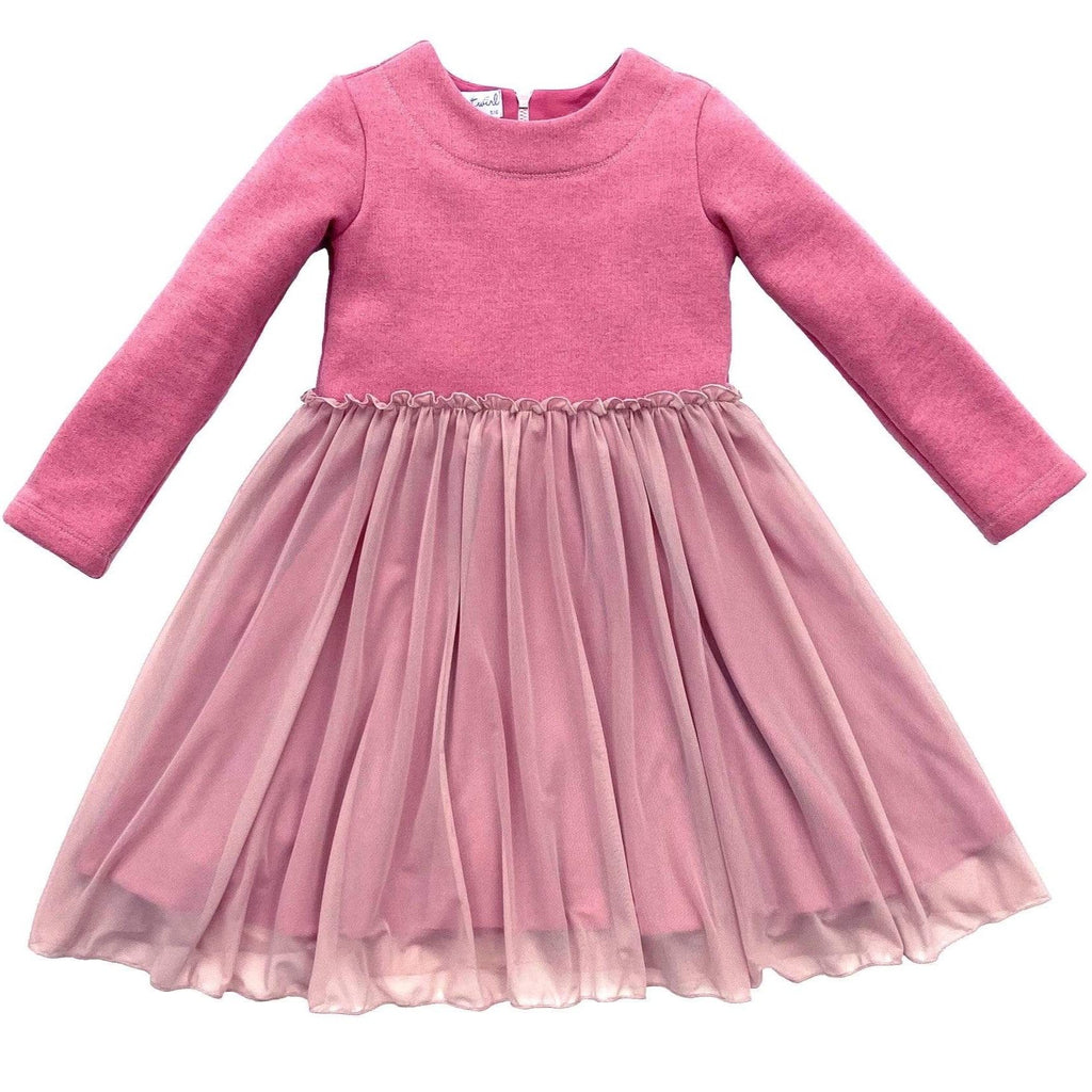 MyTwirl Dress Savana Pink twirly dress