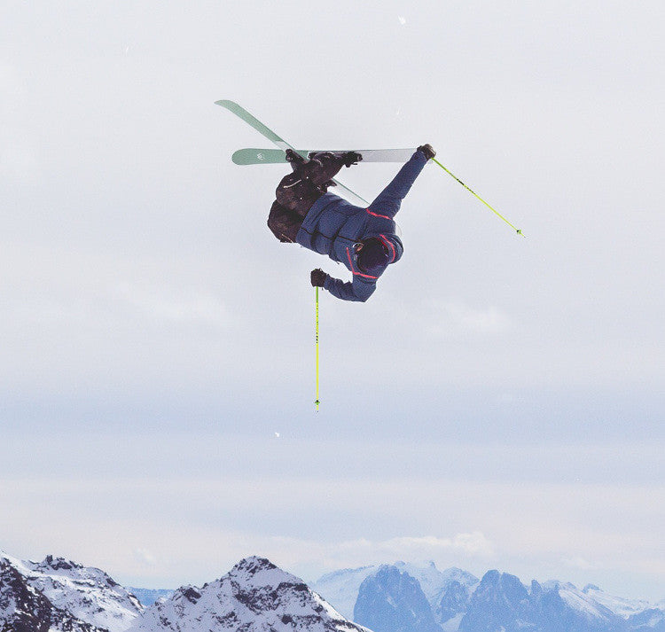 5 VIDEOS TO UPGRADE YOUR SKI SKILLS