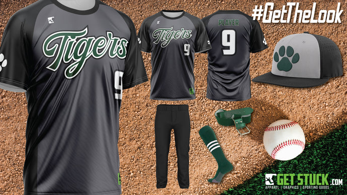 Tiger Fade Uni Package
