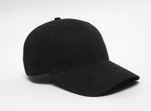 Black Pacific 101C Brushed Twill