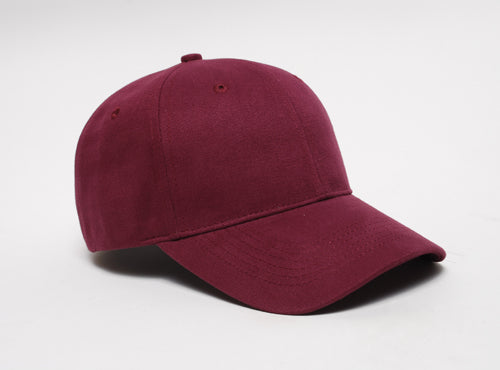 Maroon Pacific 101C Brushed Twill