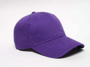 Purple Pacific 101C Brushed Twill