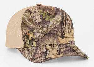 Break-Up Country/Khaki Pacific 108C Trucker Mesh