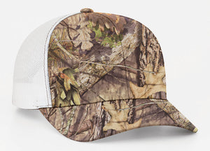 Break-Up Country/White Pacific 108C Trucker Mesh