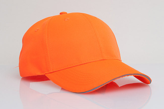 Blaze Orange Pacific 199C High Visibility Snapback