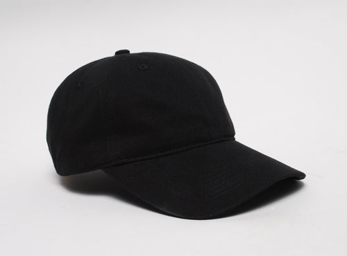 Black Pacific 201C Brushed Cotton Twill