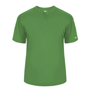 Kelly Green Badger 7930 B-Core Placket