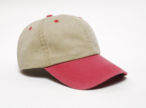 Sand/Cape Red Pacific 300WC Washed Pigment Dyed
