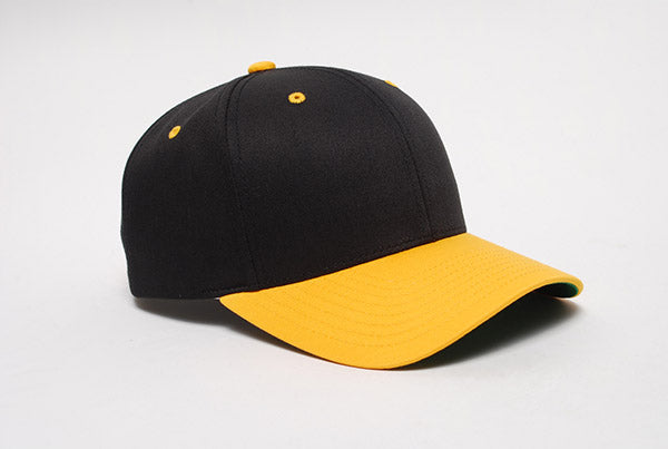 Black/Gold Pacific 302C Cotton-Poly
