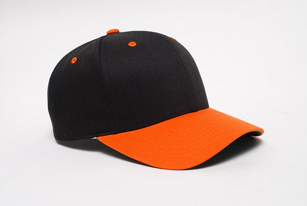 Black/Orange Pacific 302C Cotton-Poly