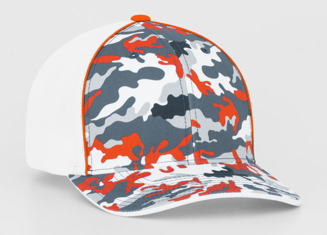 Orange Pacific 402F Glamo Trucker Mesh