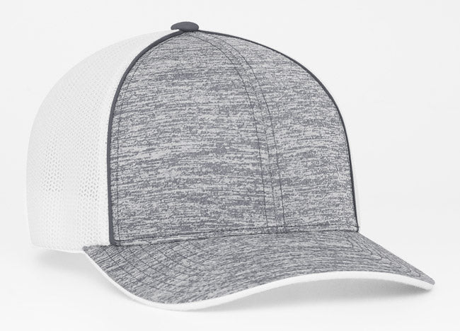 Graphite Pacific 406F Heather Trucker Mesh