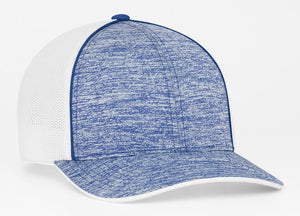 Royal Pacific 406F Heather Trucker Mesh