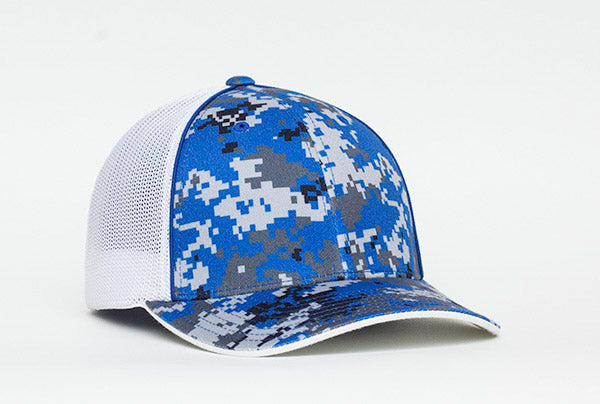 Royal Pacific 408M Digital Camo Trucker Mesh