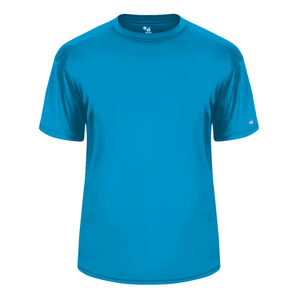 Electric Blue Badger 2120 B-Core Youth Tee