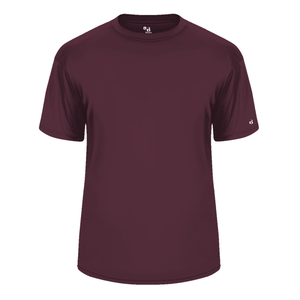 Maroon Badger 5100 C2 Tee