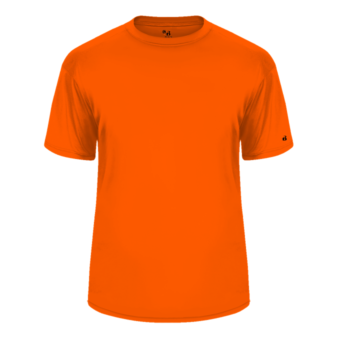 Safety-Orange Badger 5100 C2 Tee