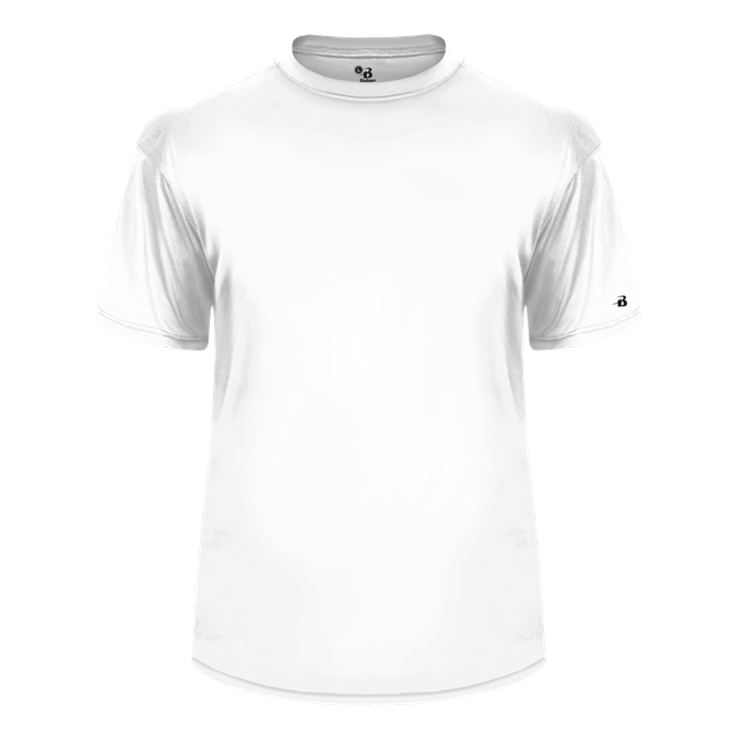 White Badger 2120 B-Core Youth Tee