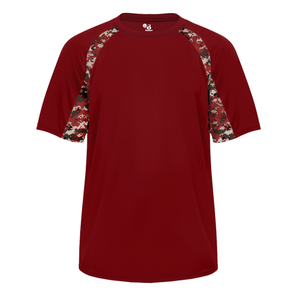Cardinal/Cardinal Badger 4140 Digital Hook Tee