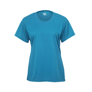 Electric Blue Badger 4160 B-Core Women's Tee