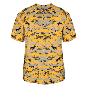 Gold Badger 2180 Youth Digital Tee
