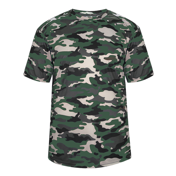 Forest Badger 4181 Camo Tee