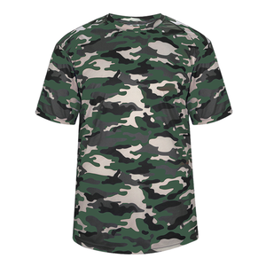 Forest Badger 2181 Camo Youth Tee