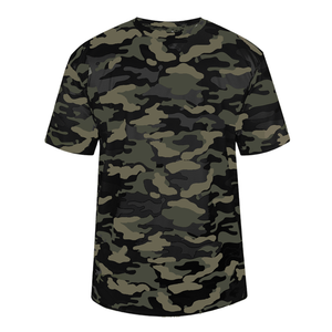 Black Badger 4181 Camo Tee