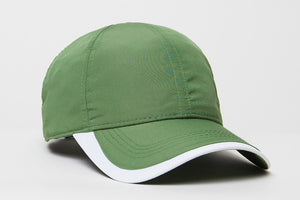 Spring Green/White Pacific 424L Lite Series Active Cap