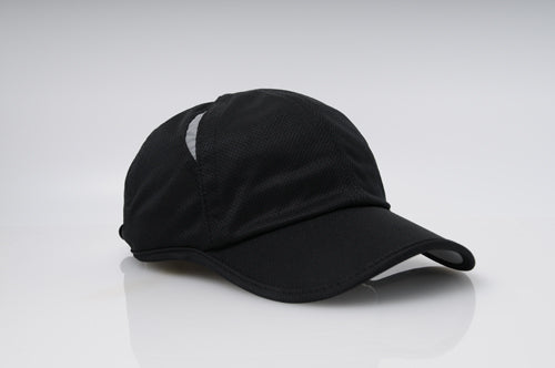 Black Pacific 428C Runners Cap