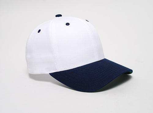 White/Navy Pacific 430C Universal Fitted