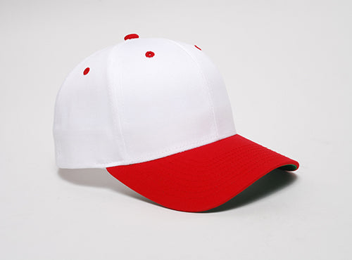 White/Red Pacific 430C Universal Fitted