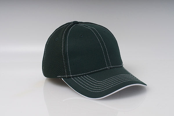 Dark Green  Pacific 455M Soft Trucker Mesh