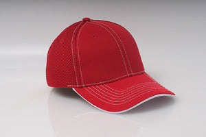 Red Pacific 455M Soft Trucker Mesh