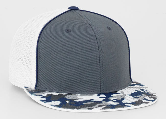 Graphite/Navy Pacific 4D2 D-Series Glamo Trucker