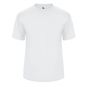 White Badger 5200 C2 Performance Youth Tee