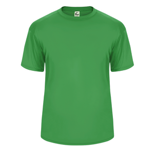 Kelly Green Badger 5200 C2 Performance Youth Tee