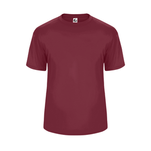 Cardinal Badger 5200 C2 Performance Youth Tee