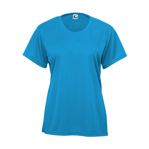 Electric Blue Badger 5200 C2 Women's Tee