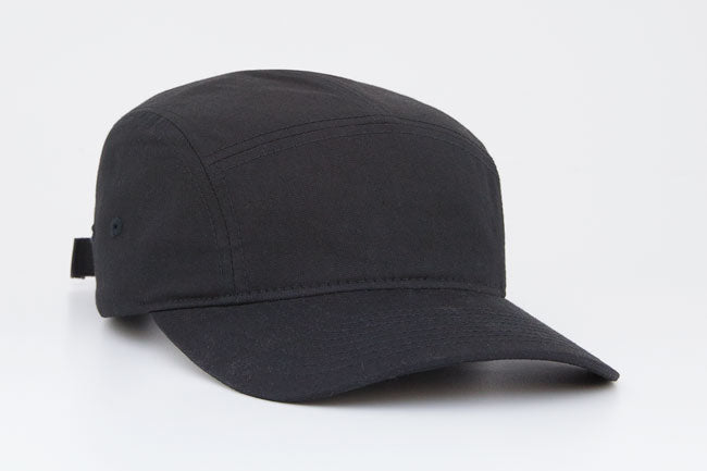 Black Pacific 5PDX 5-Panel Hat